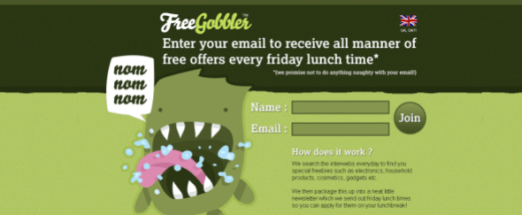 View Information about Free Gobbler