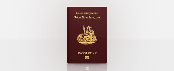 View Information about French Passport