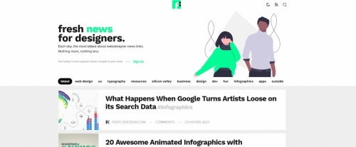 View Information about Fresh For Designers