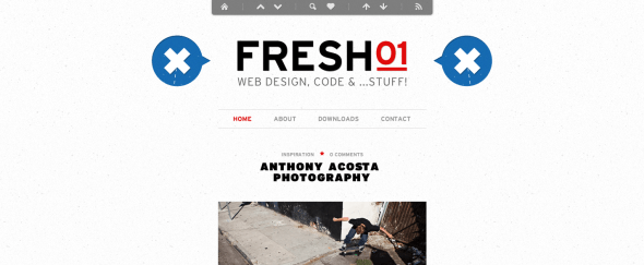 View Information about Fresh01 Web Design