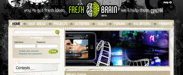 View Information about FreshBrain