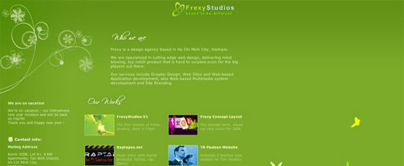 View Information about Frexy Studios