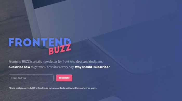 Go To Frontend Buzz