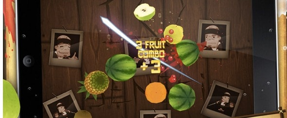 View Information about Fruit Ninja