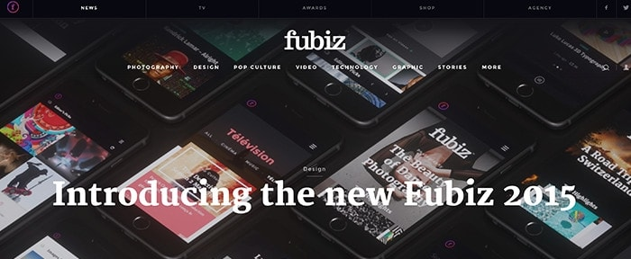 View Information about Fubiz 2015