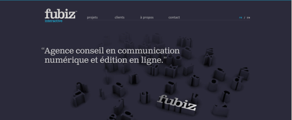 Go To Fubiz Interactive