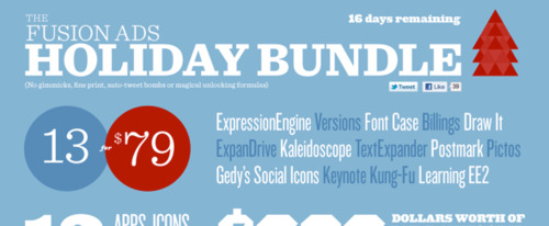 View Information about Fusion Ads Bundle