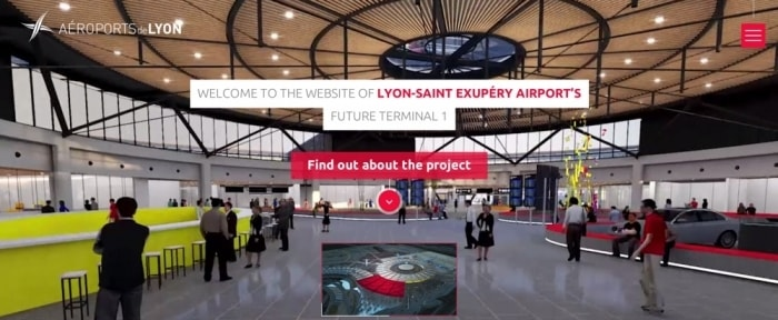 View Information about Future Terminal 1
