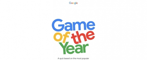 View Information about Game of the Year
