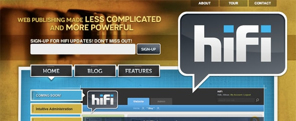 View Information about Hifi CMS