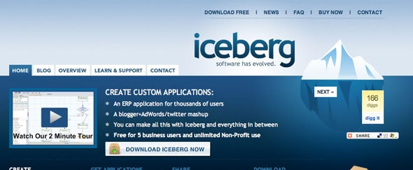 View Information about Get Iceberg