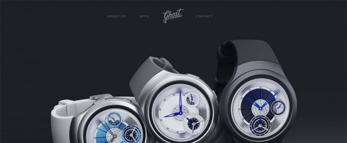 View Information about Ghost Watch Faces