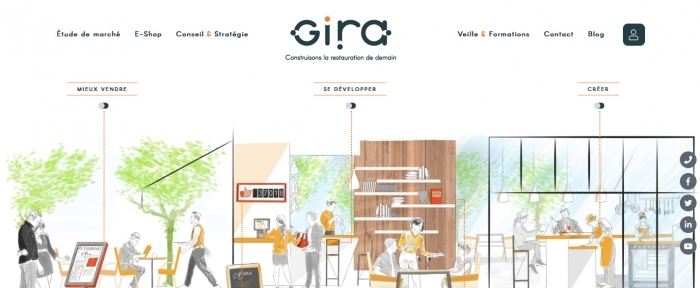 View Information about Gira