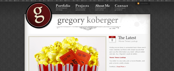 View Information about Gregory Koberger