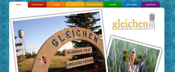 Go To Gleichen, Canada