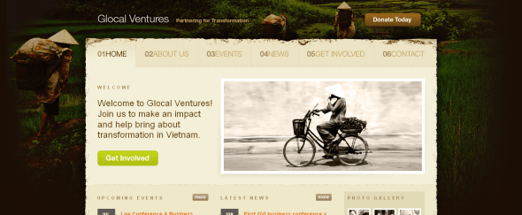 View Information about Glocal Ventures