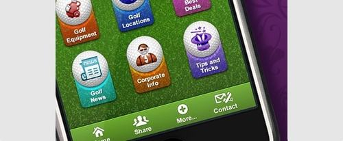 View Information about Golf Mobile