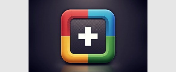 Go To Google+ Icon by Alvin Thong