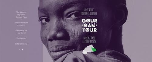 View Information about Gourmantour