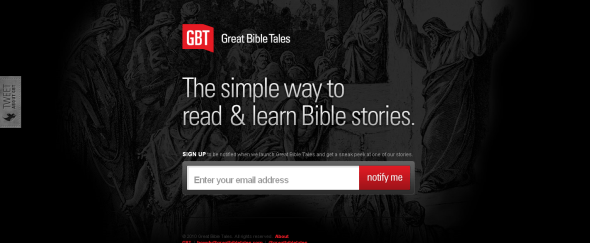 View Information about Great Bible Tales