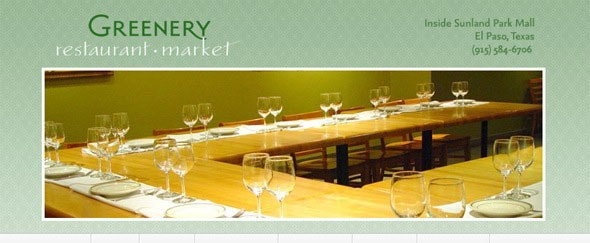 View Information about Greenery Restaurant