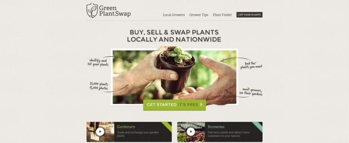 View Information about GreenPlantSwap