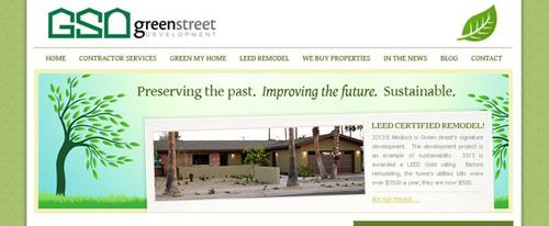 View Information about Green Street