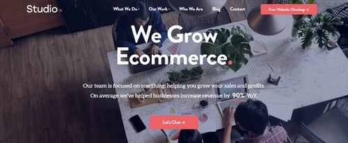 View Information about Grow With Studio