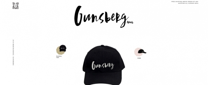 View Information about Gunsberg Merch