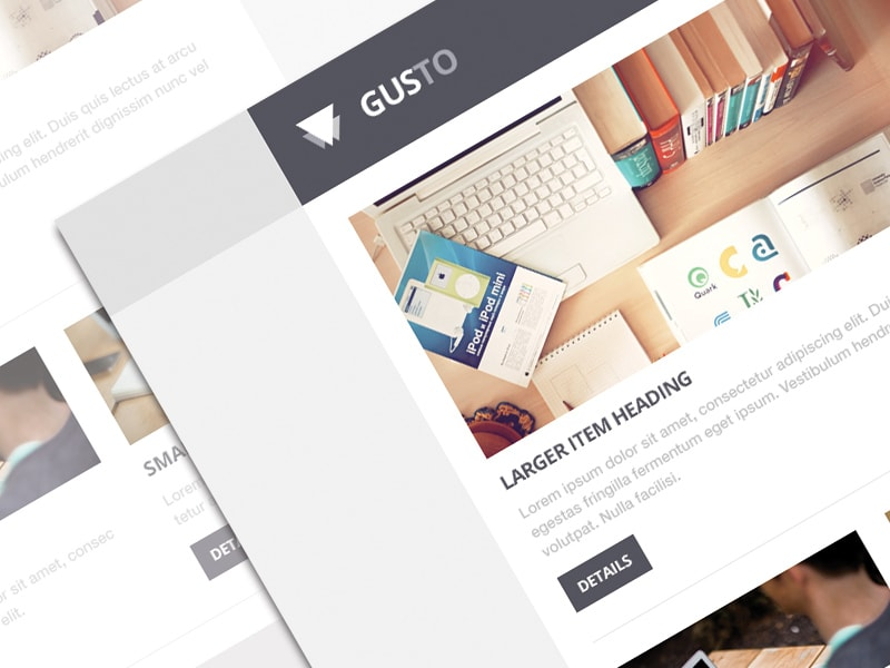 Go To Gusto Email Template