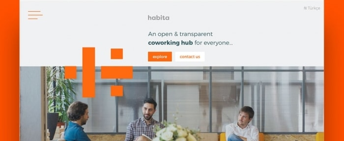 Go To Habita Coworking Space
