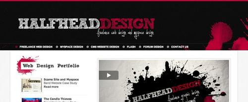 View Information about Halfhead Design