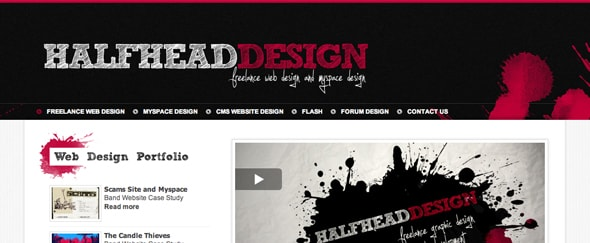 Go To Halfhead Design