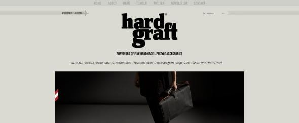 View Information about Hard Graft