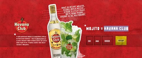 View Information about Havana Club