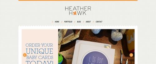 View Information about Heather Hawk