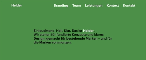 View Information about Helder Corporate Identities