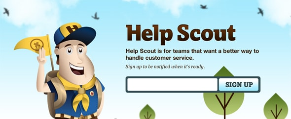 View Information about Help Scout