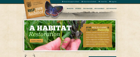 Go To Help Your Habitat