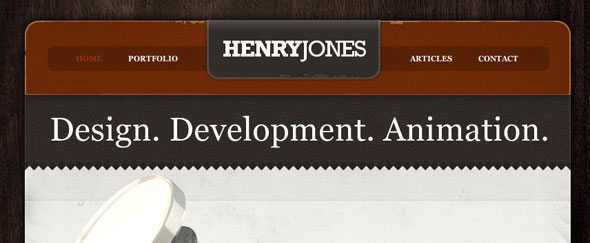 View Information about Henry Jones