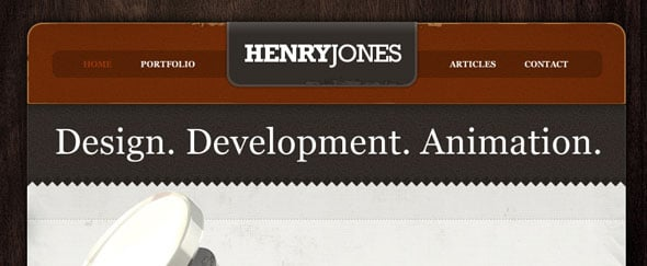 Go To Henry Jones