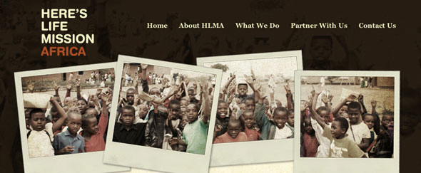 View Information about Heres Life Africa