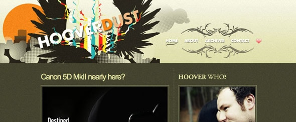 View Information about Hooverdust