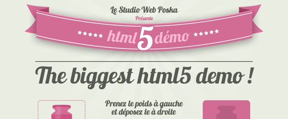 View Information about HTML5 Demo