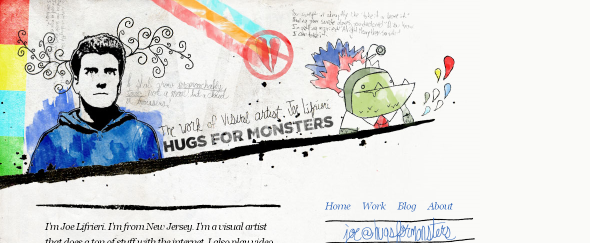 Go To Hugs For Monsters