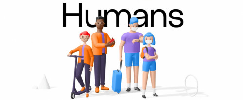 View Information about Humans 3D Character Pack
