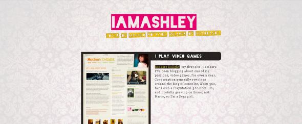 View Information about I Am Ashley