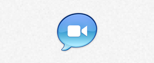 View Information about iChat Icon