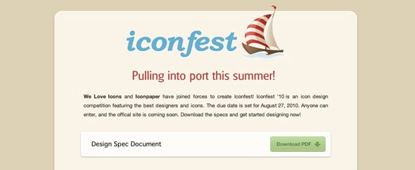 View Information about Iconfest