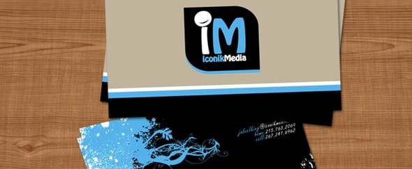 View Information about IconikMedia